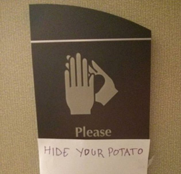 Public Signs With Really Vivid Imaginations (11 pics)