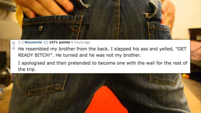 Super Awkward Stories About Accidental Physical Contact (15 pics)