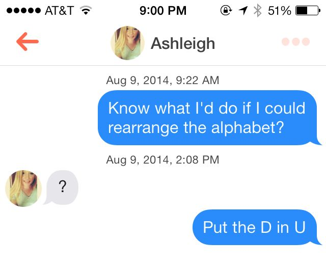 College Student Wins At Life By Trolling Women On Tinder (29 pics)