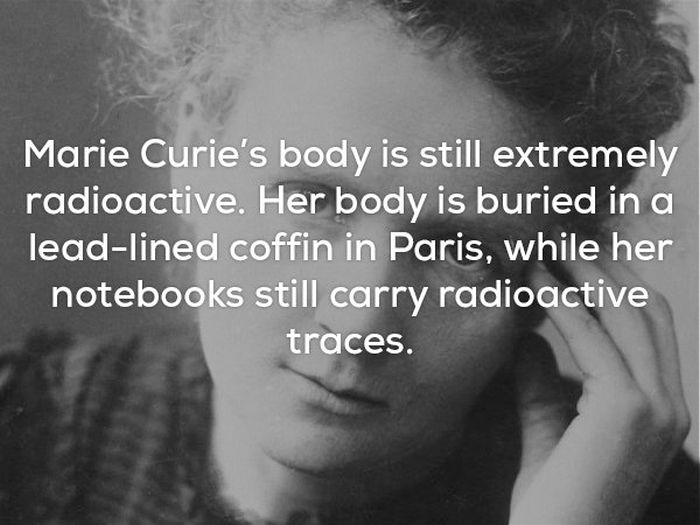 Awesome And Creepy Facts To Help You Wrap Up The Weekend (22 pics)