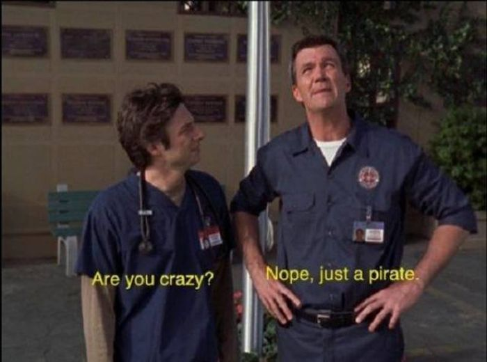 Quotes That Will Remind You How Hilarious Scrubs Was (24 pics)