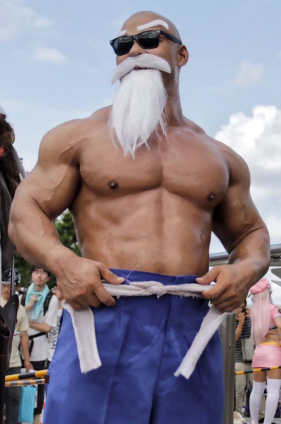 This Guy Is The True Master Of Dragon Ball Cosplay (9 pics)