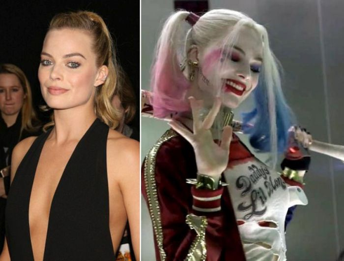 Margot Robbie Looks Very Different As The Queen Of Scotland (2 pics)