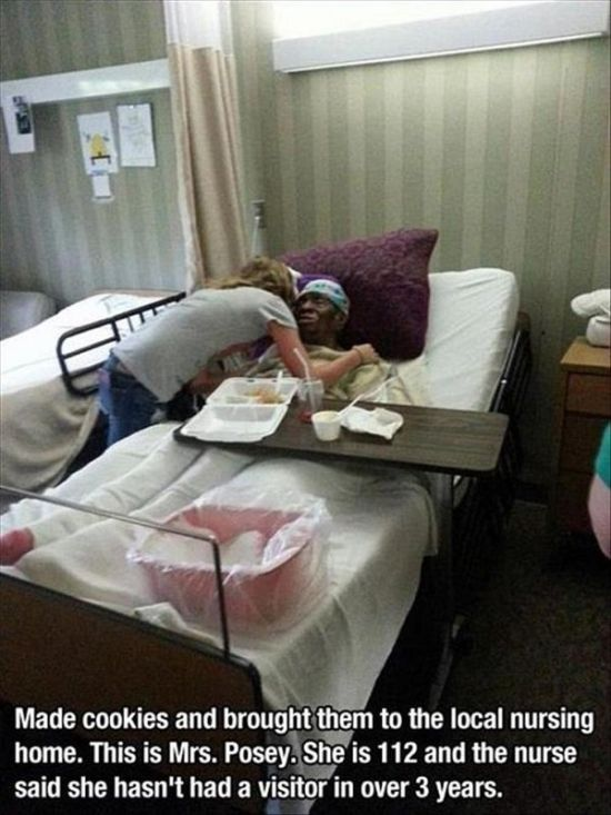 Pics That Will Tug At Your Heart Strings And Hit You In The Feels (17 pics)