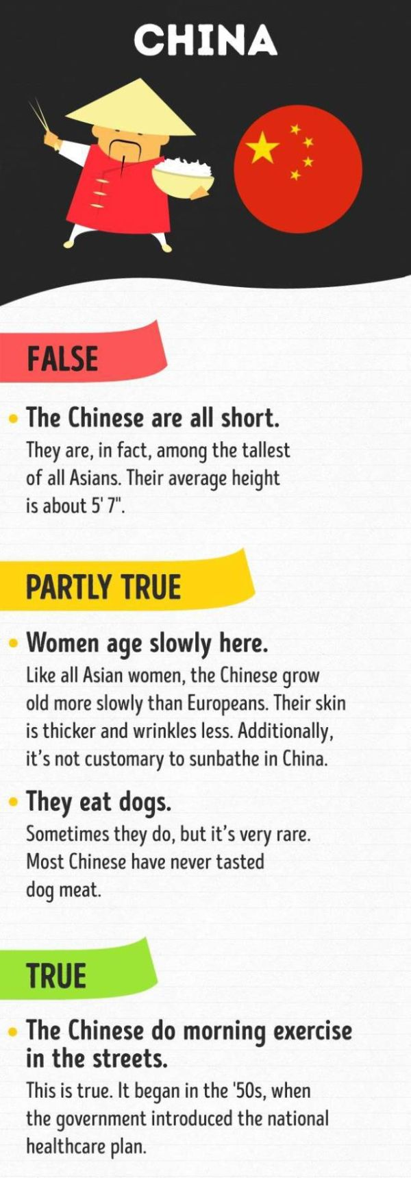 Time To Find Out If These Stereotypes About Nations Are True (8 pics)
