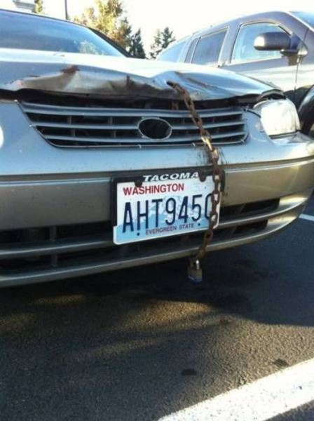 A Little Bit of Car Humor Is Good For Your Health (37 pics)
