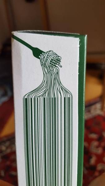 Sometimes Even Barcodes Can Be Creative (40 pics)