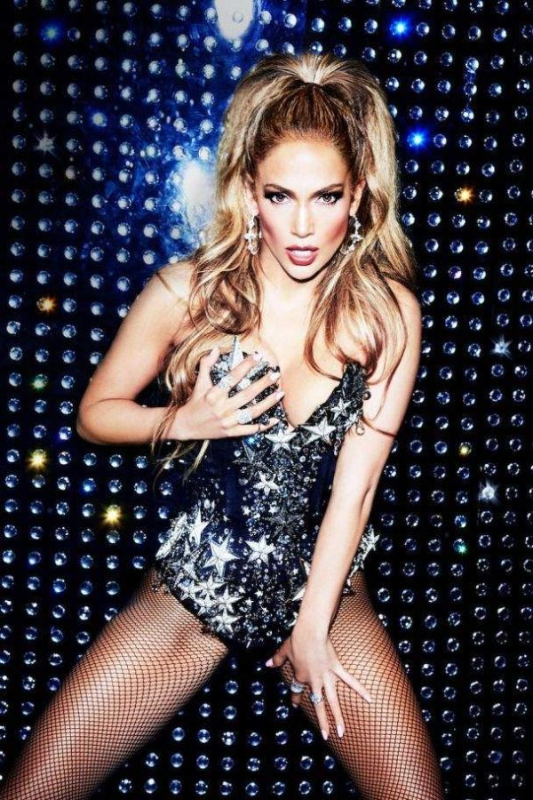 Jennifer Lopez Poses For Sexy Photo Shoot For Paper Magazine (10 pics)