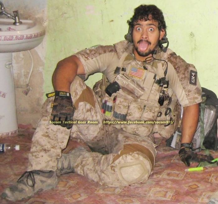 Special Army Soldiers From The United States (48 pics)