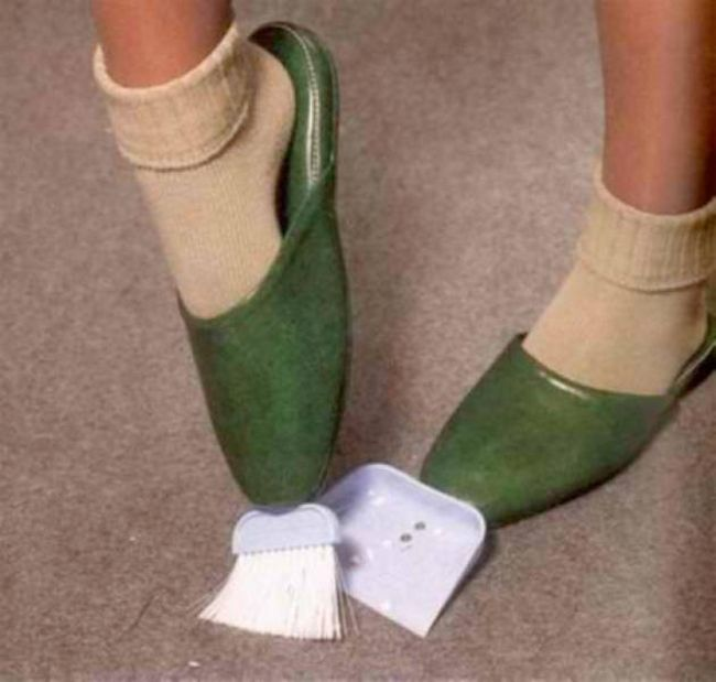 Awkward And Strange Inventions That Were Made For Women (19 pics)