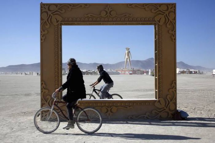 Crazy Art From Burning Man That Will Blow Your Mind (23 pics)