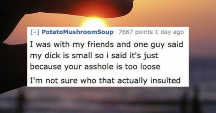 Some People Just Know When To Bust Out A Comeback (14 pics)