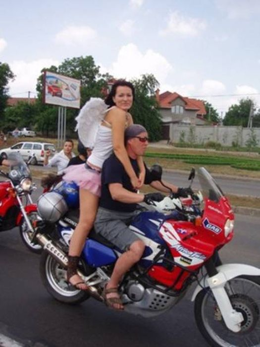 Hot Girls Who Want To Take You For A Ride (43 pics)