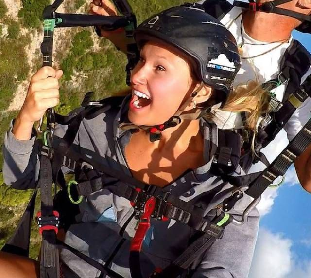 Michelle Is The Pilot Everyone Wants To Fly With (23 pics)