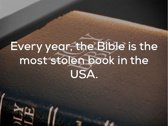 Strange Facts That Will Creep You Out For Days (23 pics)