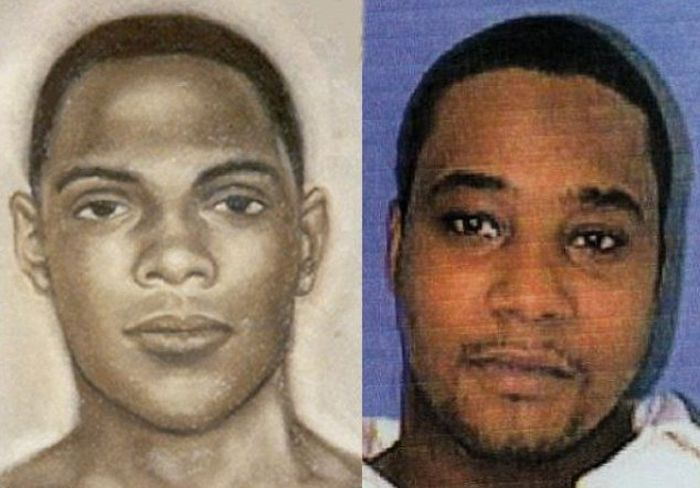 Police Sketches That Are Actually Pretty Accurate (20 pics)