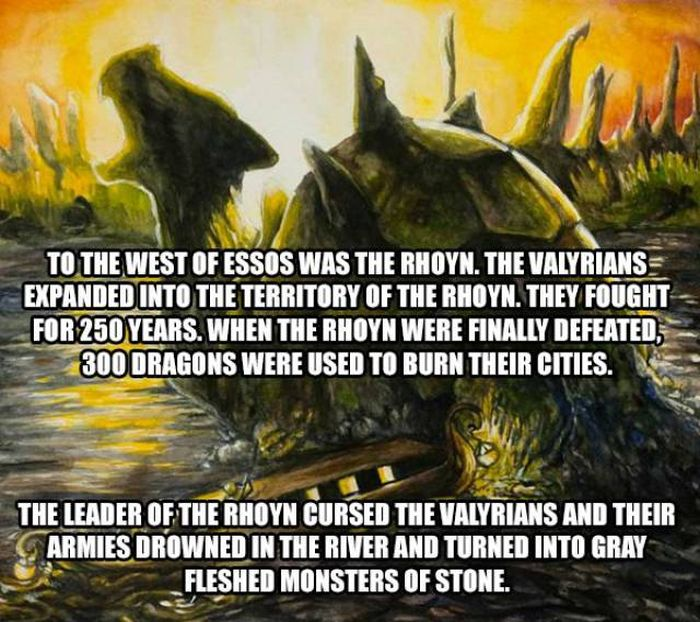 Facts You Need To Know About The History Of Game Of Thrones (14 pics)