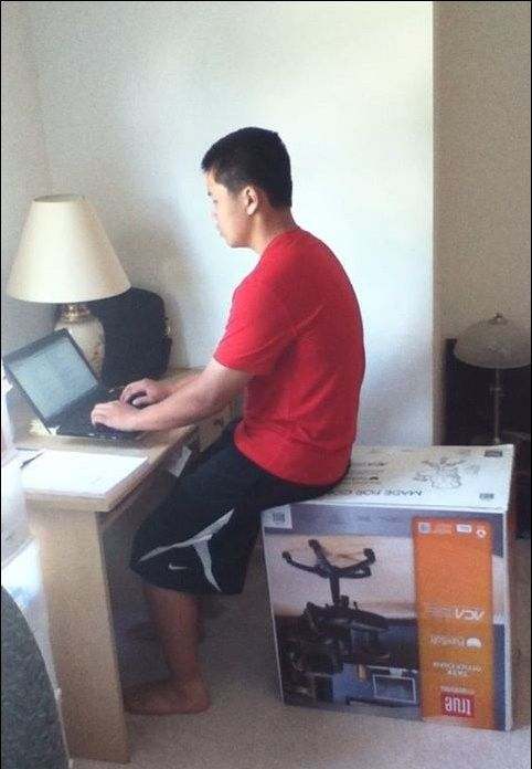 Perfect Examples Of Laziness At Its Finest (25 pics)