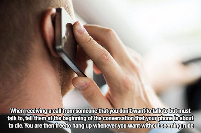Life Hacks That Will Probably Cause You To Lose Some Friends (15 pics)