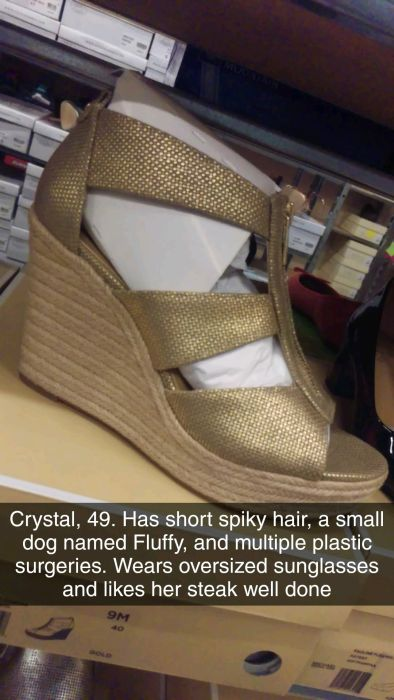 You Can Tell A Lot About Someone By The Shoes They Wear (10 pics)
