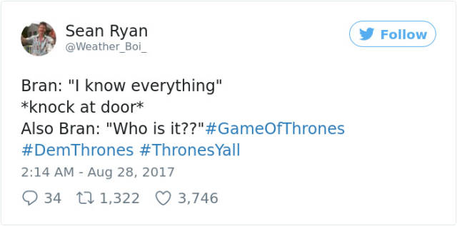 People Will Never Get Tired Of Game Of Thrones Memes (36 pics)