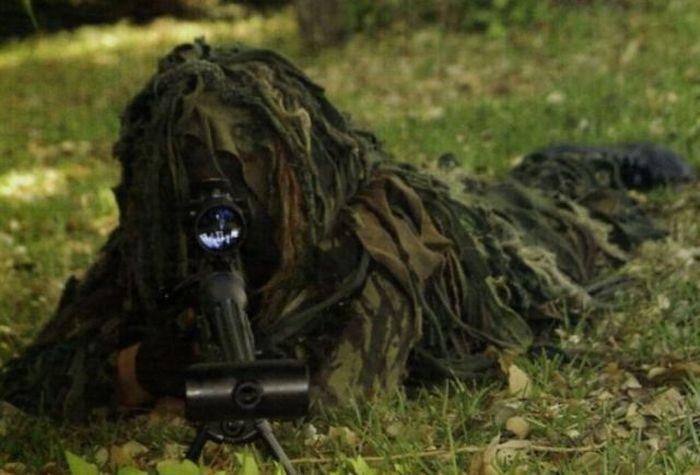 Impressive Examples Of Military Camouflage (25 pics)