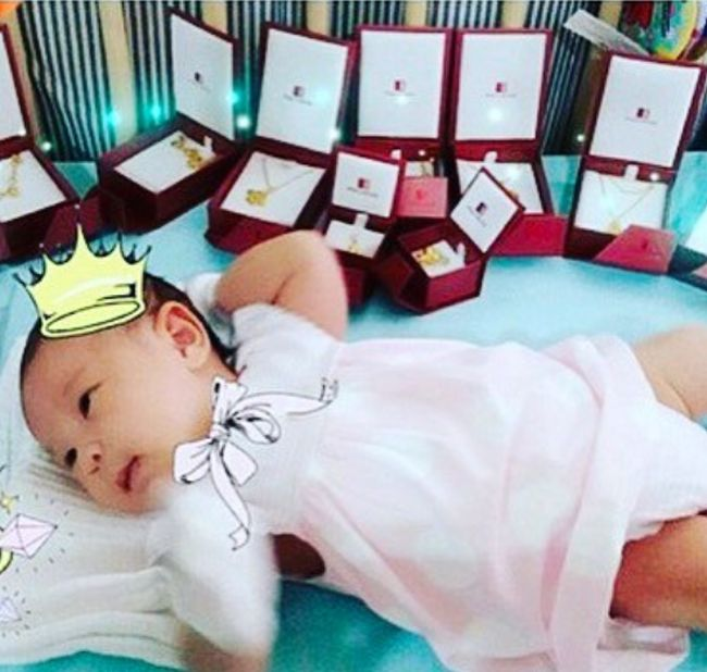 Rich Babies Of Instagram Is The Newest Obnoxious Trend (11 pics)