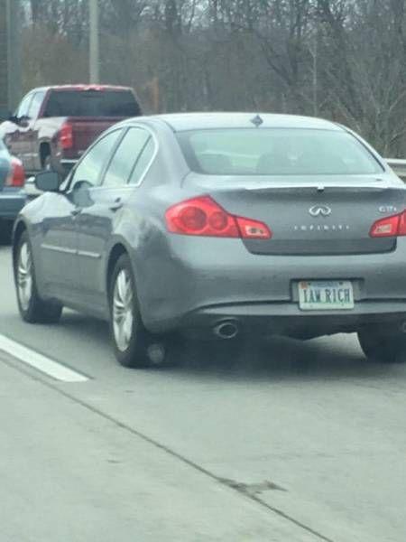 Funny License Plates (23 pics)