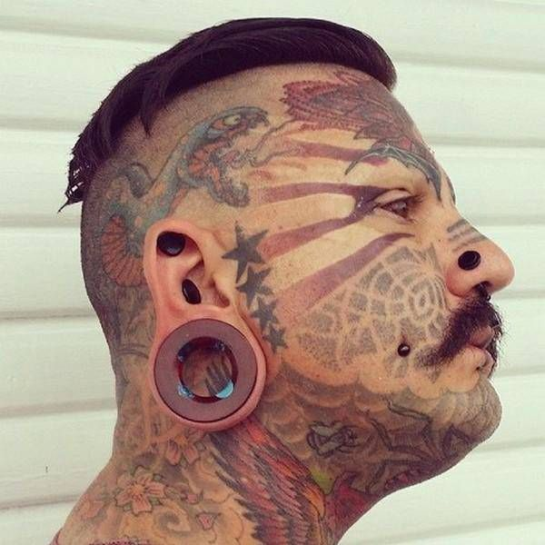 Body Modification Fans (36 pics)