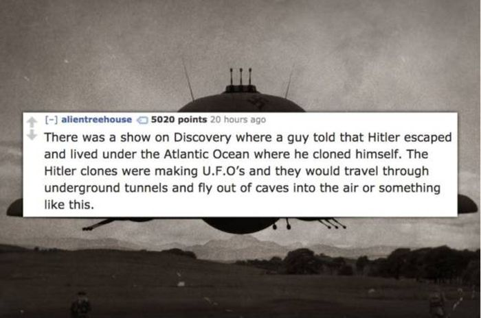 Examples Of Stupid Conspiracy Theories (12 pics)