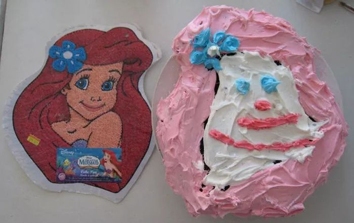 Ugly Cakes (22 pics)