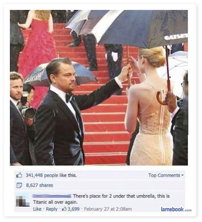Funny Facebook Photo Comments (21 pics)