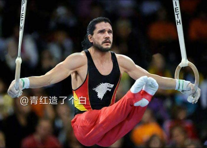 The Game Of Thrones Olympics (23 pics)