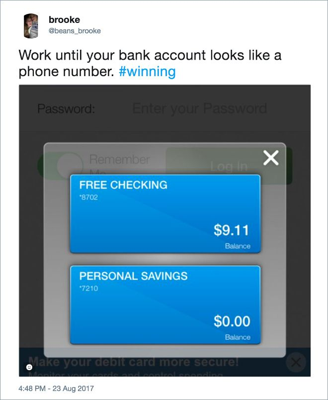 Tweets About Money Problems (15 pics)