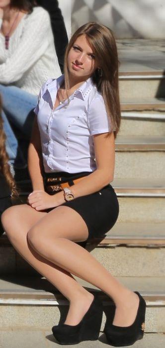 Cute Russian Girls (27 pics)