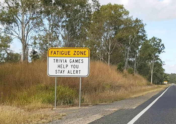 Australia Has Found A Genius Solution To Car Accidents On Long Roads (11 pics)