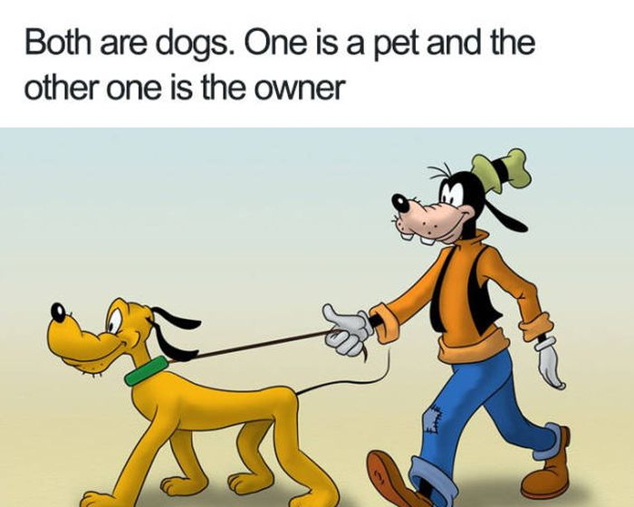 Logic Is Simply Nonexistent In Cartoons – And That's Why We Love Them! (40 pics)