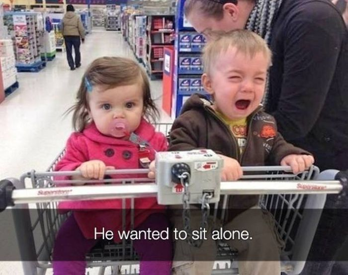 The Most Bizarre Reasons Kids Are Upset (21 pics)
