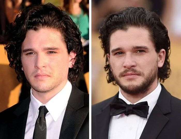 These Celebrities Look Much Better With Beards (16 pics)
