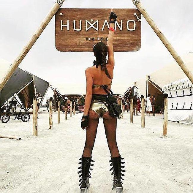 Hot Girls Of The Burning Man Festival (26 pics)