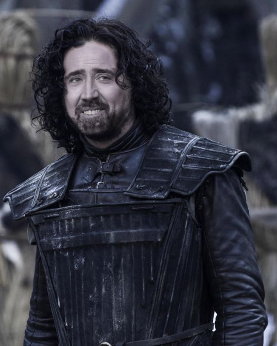 Celebrities as Game of Thrones Characters (17 pics)