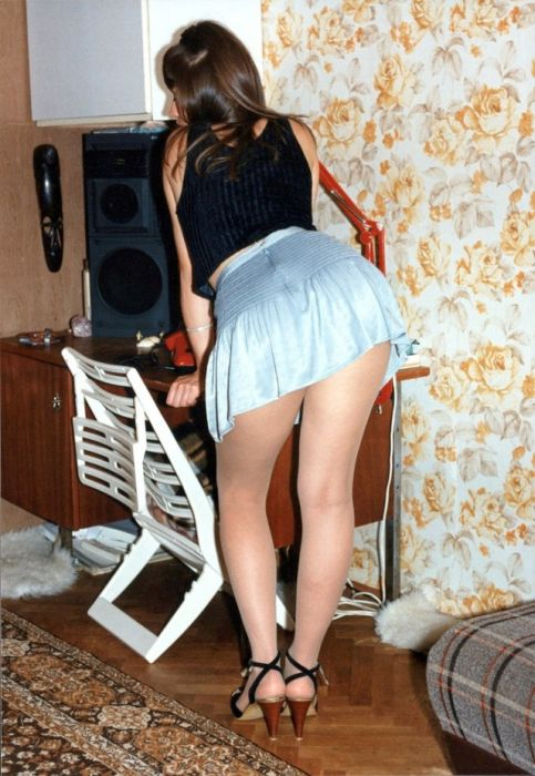 Russian Girls Who Look Cute But Funny (25 pics)