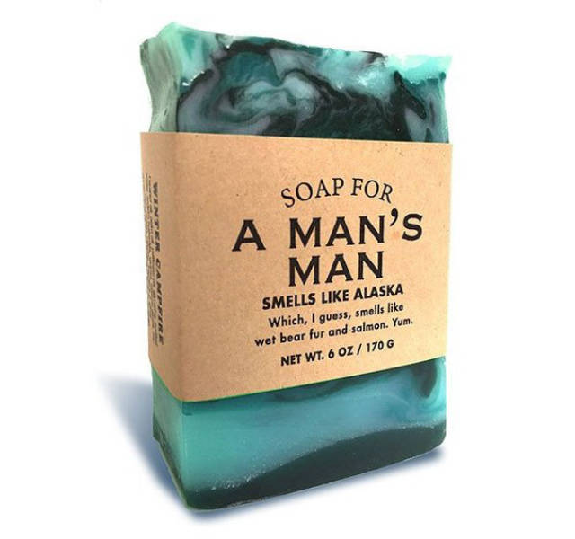 There's A Soap For Everyone! (40 pics)