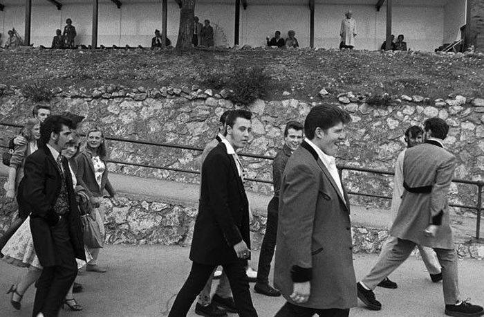 Teddy Boys: Youth Subculture Of The 50s (23 pics)