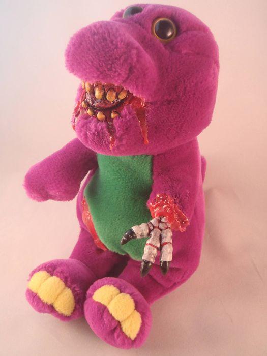 Zombie Plush Toys by J. Hricak (12 pics)