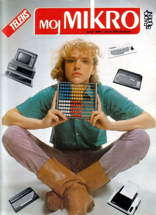 Trash Covers of Computer Magazines of The 80-90s (20 pics)