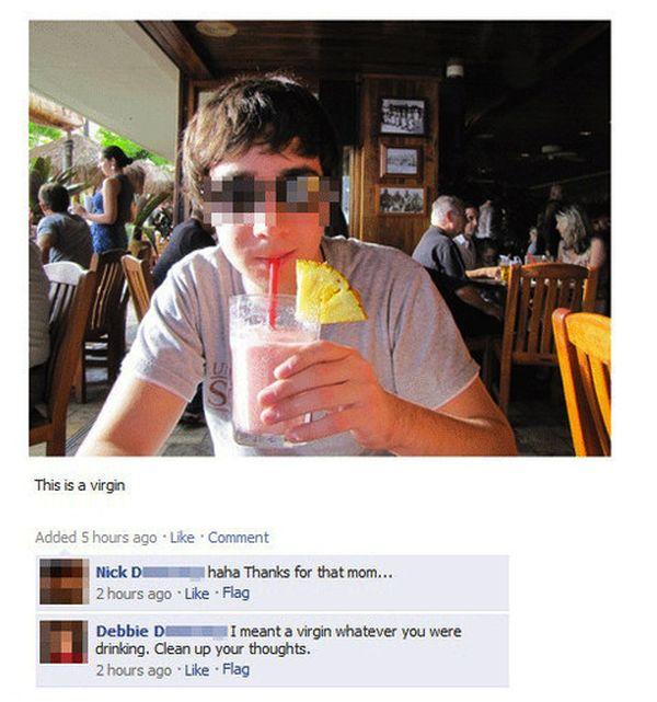 Facebook Fails (27 pics)