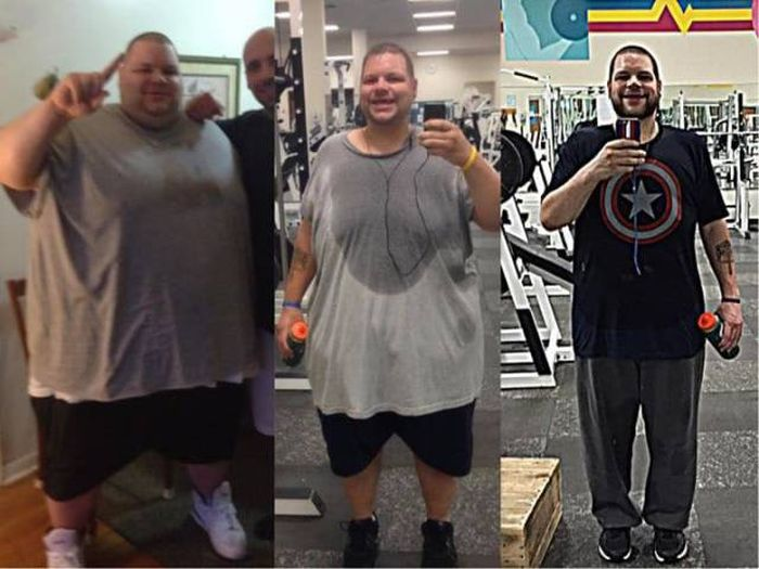 Amazing Weight Loss: Before and After (16 pics)