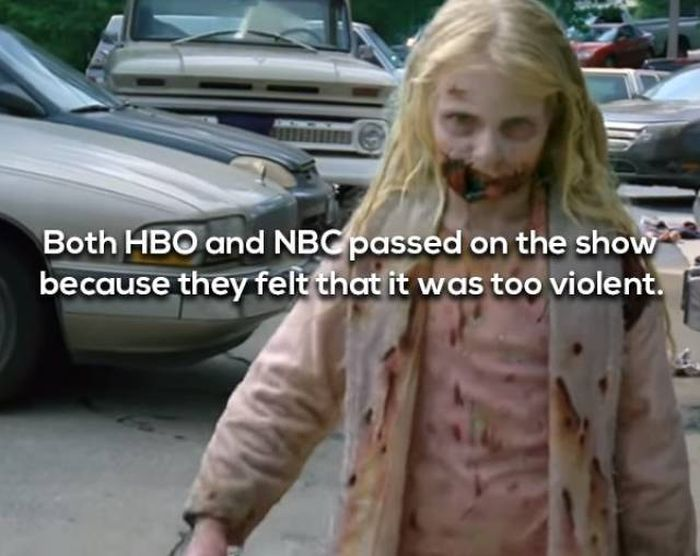 "Facts About ""The Walking Dead"" (18 pics)"