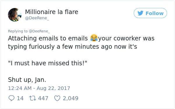 Passive-Aggressive Work Emails (29 pics)